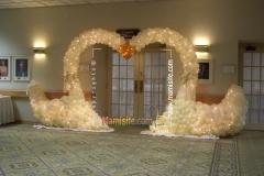 بادکنک ارایی عروسی (15)